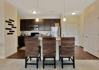 Element at stonebridge- 2 bedroom kitchen space