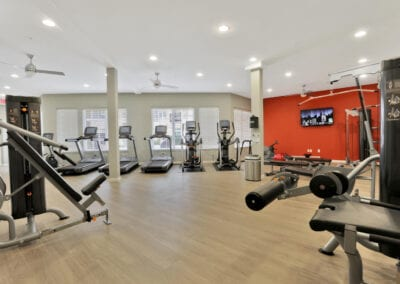 Element at stonebridge- Gym