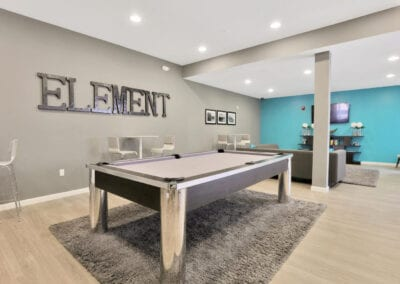 Element at stonebridge- indoor game