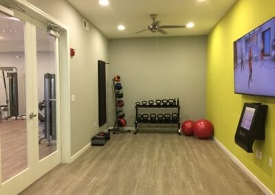 Element at stonebridge- inddor fitness